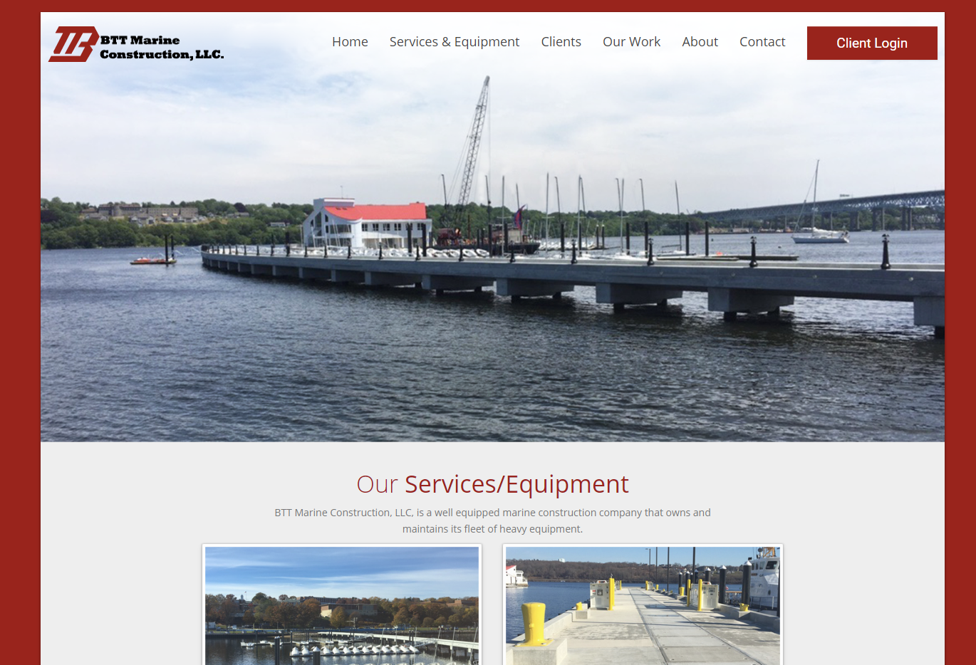 bttmarineconstruction.com